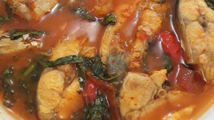Pindang Patin, kuliner khas Palembang