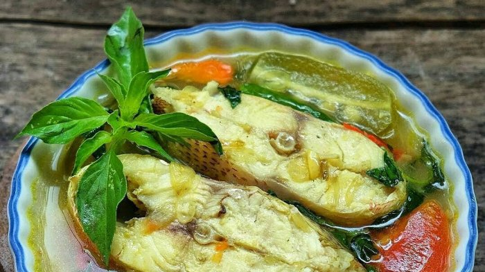 7 Kuliner Khas Jepara untuk Menu Buka Puasa, Ada Pindang Serani dengan Kuah Pedas Manis Asam