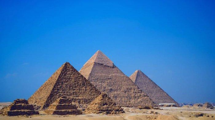 Sebuah Bom Meledak di Dekat Piramida Giza, Mesir Tewaskan 4 Orang dan Belasan Lainnya Terluka