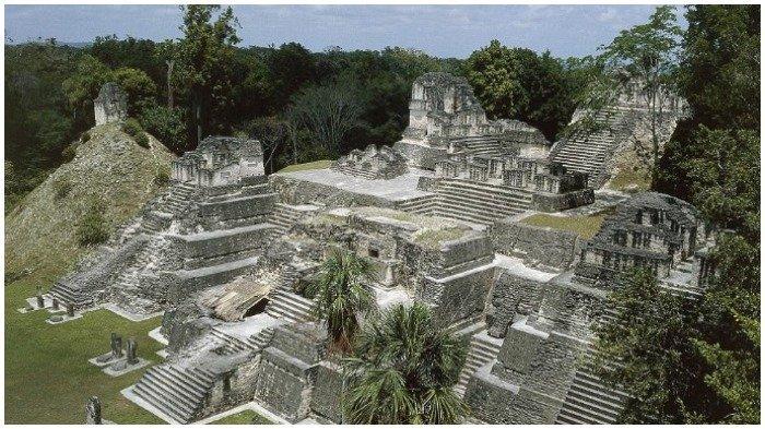 5 Piramida Tersembunyi di Kota Kuno Suku Maya, Ada yang Mirip Piramida Penyihir di Kartun Doraemon