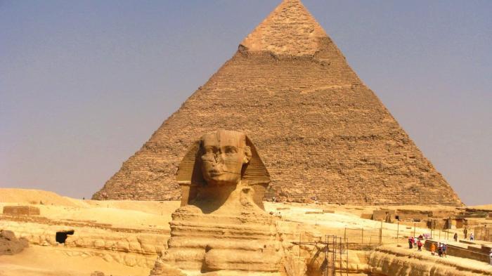 7 Fakta Dunia yang Dibagikan oleh National Geographic, Termasuk Wujud Puncak Piramida Mesir