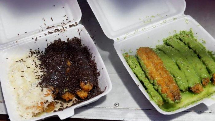 Kuliner Lampung - Bukan Sekadar Digoreng, Pisang Nugget Metro Tawarkan Sensasi Lain