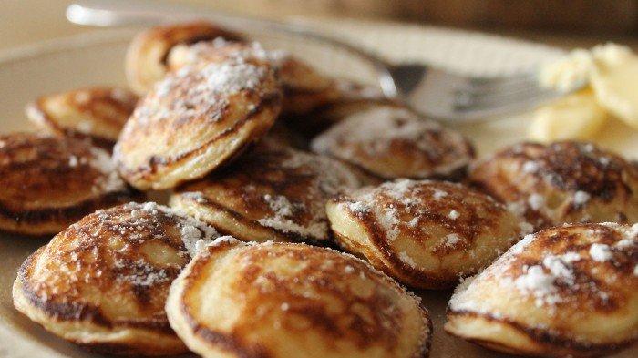 Resep Poffertjes, Pancake Berbentuk Bulat Seperti Bola yang Berasal dari Belanda