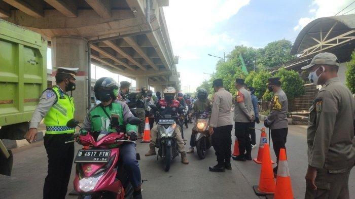 Ilustrasi Polda Metro Jaya memastikan bakal menambah titik penyekatan di masa Pemberlakuan Pembatasan Kegiatan Masyarakat (PPKM) Darurat