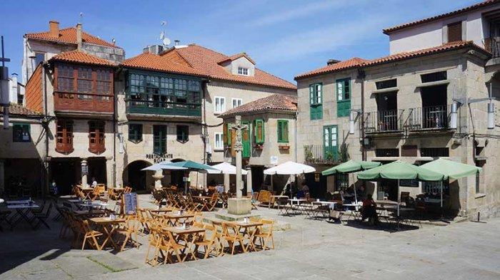 Jadi Kota Tanpa Mobil Selama 19 tahun, Begini Tanggapan Warga Kota Pontevedra di Spanyol