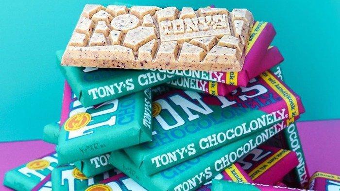 Tony's Chocolonely Rilis Pabrik Cokelat Baru Lengkap dengan Wahana Roller Coaster