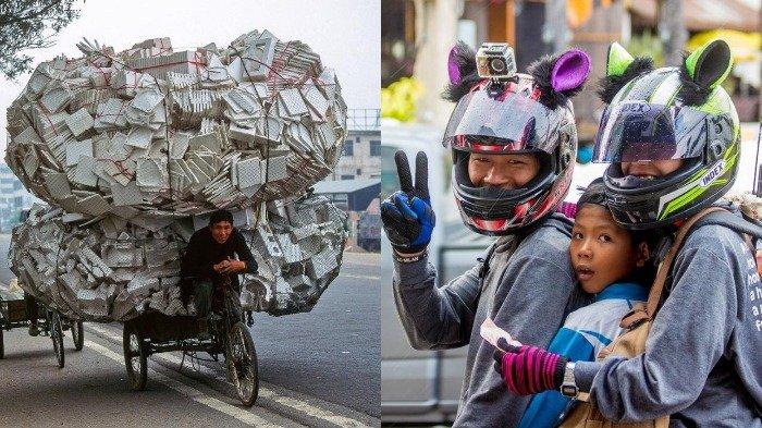 10 Potret Unik yang Cuma Terjadi di Asia, Ada Bank Listrik yang Bisa Disewa di China