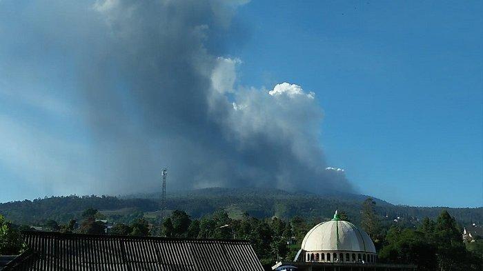 Aktivitas Wisata di Gunung Tangkuban Parahu Dibuka Mulai Kamis Pagi