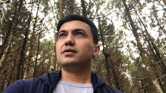 Potret Liburan Sahrul Gunawan di Bandung, Kunjungi Bukit Moko hingga Situ Datar