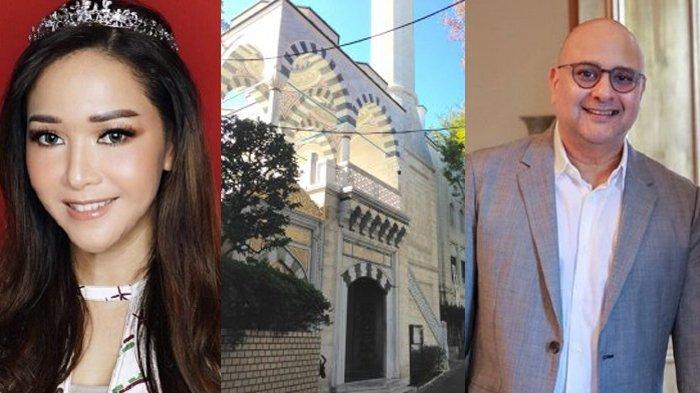 Potret Keindahan Masjid Camii Tokyo, Lokasi Akad Nikah Maia Estianty dan Irwan Mussry di Jepang