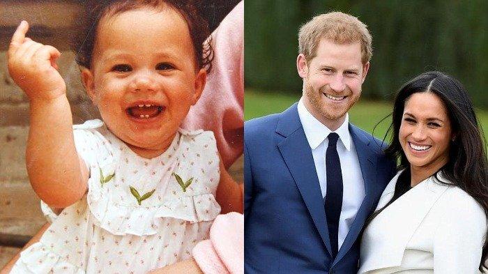 Tak Pernah Berubah! 20 Transformasi Meghan Markle dari Balita sampai Jadi Pasangan Pangeran Harry