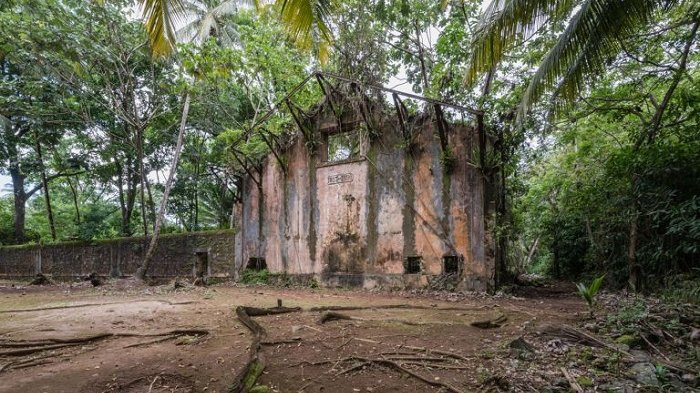 Potret Penjara Paling Kejam di Pulau Devil, Dulunya Narapidana Hidup Tersiksa di dalam Tahanan