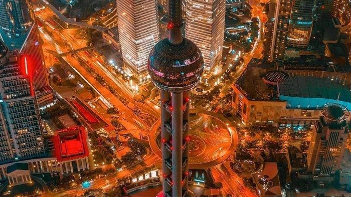 Tiket Murah ke China untuk Kamu yang Mau Liburan Natal dan Tahun Baru di Shanghai