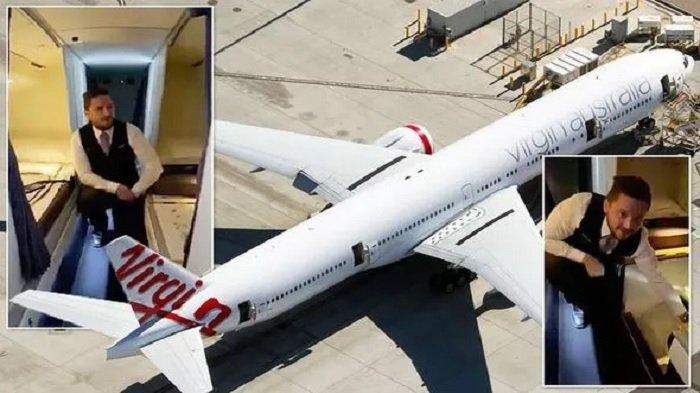 Kru Kabin Maskapai Australia Ungkap Pintu Rahasia Pramugari di Pesawat