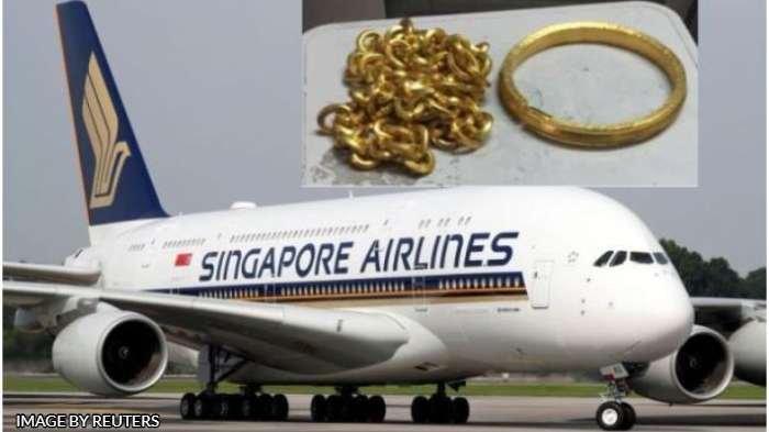Ketahuan Gunakan Emas Hingga 1 Kg di Tubuhnya, Pramugara Singapore Airlines Ditangkap di India