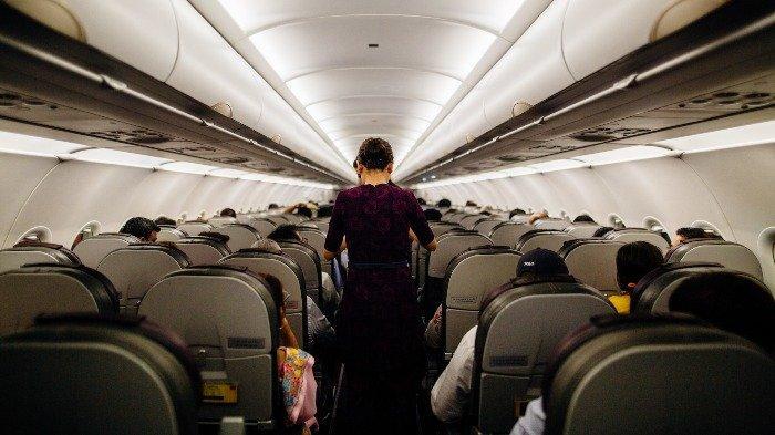 Pramugari Ungkap Tempat Rahasia di Pesawat yang Tak Banyak Diketahui Penumpang