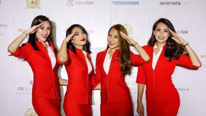 AirAsia Setuju dengan Rencana Pemerintah Turunkan Tarif Batas Atas Tiket Pesawat