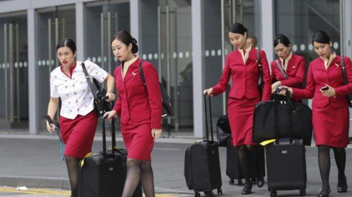 15 Peraturan Rahasia yang Harus Diikuti Pramugari dan Pilot, Termasuk Aturan Rambut dan Jerawat