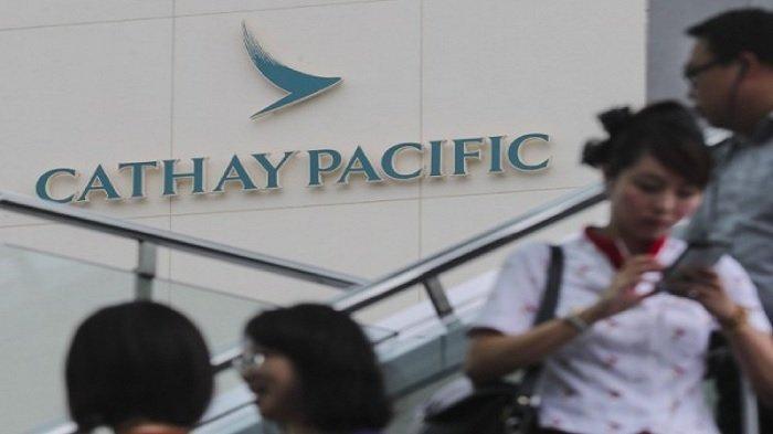 Cathay Pacific Akan Tindak Tegas Pramugari dan Kru Pesawat yang Bawa Pulang Persediaan Maskapai