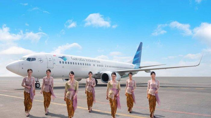 Mulai Hari Ini, Garuda Indonesia Buka Rute Penerbangan ke Bandung