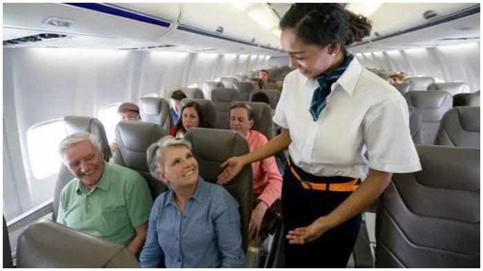 Pramugari Ini Ungkap Hal yang Paling Tidak Disukai saat Bertugas di Pesawat, Apa Saja?