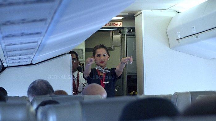 Tidak Menjaga Sepatu di Pesawat Bisa Berakibat Fatal? Berikut Penjelasan dari Mantan Pramugari