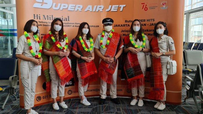 Pramugari Super Air Jet