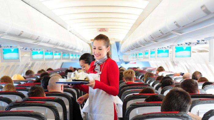Ternyata Kamu Boleh Minta Tambah Porsi Makan Ketika Melakukan Penerbangan Internasional