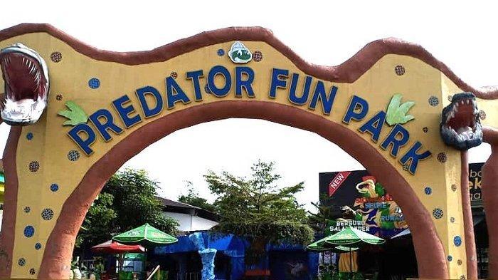 Harga Tiket Masuk Predator Fun Park Malang, Lengkap dengan Rute Menuju Lokasi