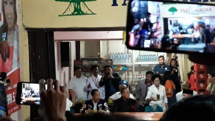 Kedai Kopi Partungkoan, Tempat Ngopi Presiden Jokowi Sajikan Kopi Asli dari Tobassa