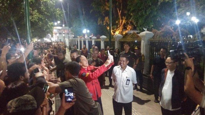 Ini Alasan Presiden Jokowi Kembali Pilih Rayakan Malam Tahun Baru di Jogja