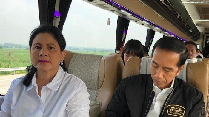 Setelah Resmikan Tol Trans Jawa, Presiden Jokowi Nge-Vlog Sambil Promo Pecel Madiun dan Karak