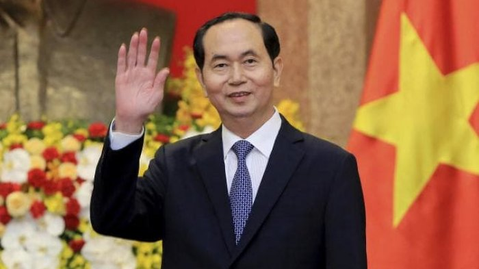 Presiden Vietnam Meninggal Dunia Pada Usia 61 Tahun, Berikut 5 Fakta tentang Tran Dai Quang