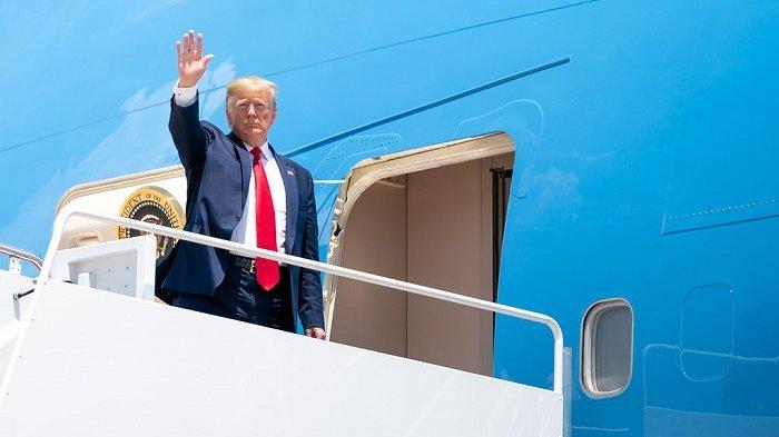 10 Negara yang Dikunjungi Donald Trump Selama Menjabat Presiden AS, Termasuk Korea Utara
