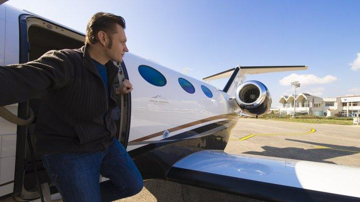 Pramugari Ungkap Suka Duka Bekerja di Pesawat Jet Pribadi, Harus Serba Bisa dengan Layanan Bintang 5