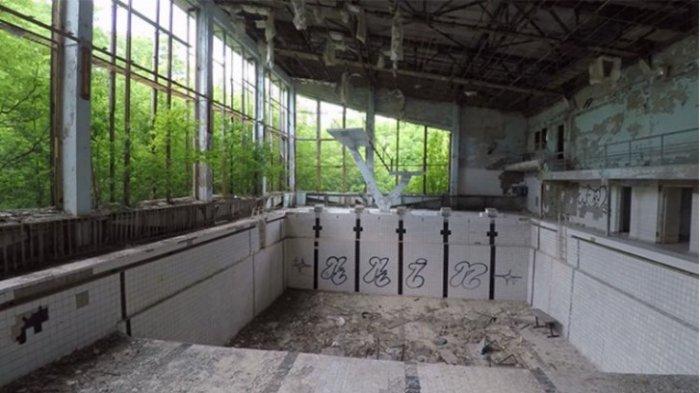 Pripyat, Ukraina.
