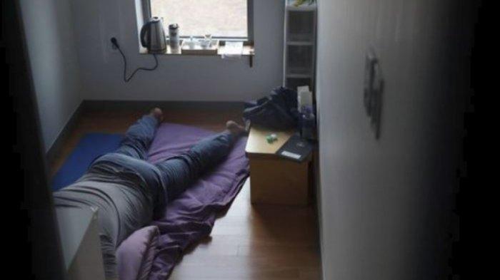 Prison Inside Me, Inilah Penginapan Mirip Penjara untuk Orang yang Alami Stres di Korea Selatan