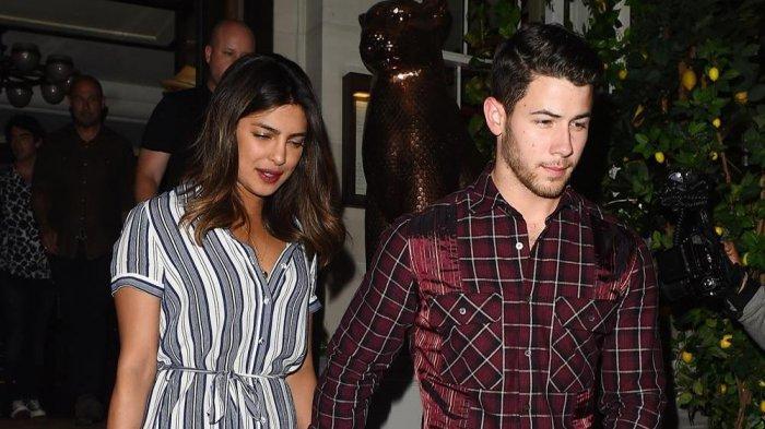 Organisasi Pencinta Binatang di India Kecam Pernikahan Priyanka Chopra dan Nick Jonas