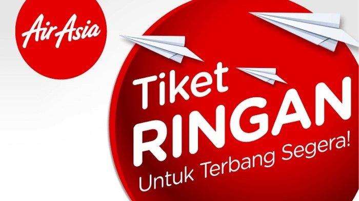 Promo Tiket AirAsia, Lebih Hemat dan Super Murah Terbang ke Negara di Asia Mulai Rp 300 Ribuan