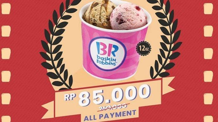Promo Baskin Robbins 'Pint Festival', Hari Ini Dapatkan Es Krim dengan Harga Rp 85 Ribu