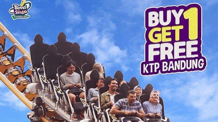 Info Promo Hemat dan Harga Tiket Masuk Trans Studio Bandung untuk Liburan Akhir Pekan
