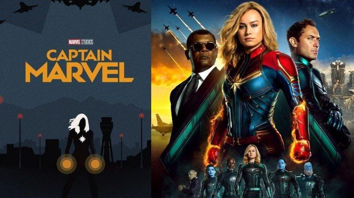 Promo TIX.ID - Diskon 50 Persen untuk Pembelian Tiket Film Captain Marvel, Catat Syaratnya