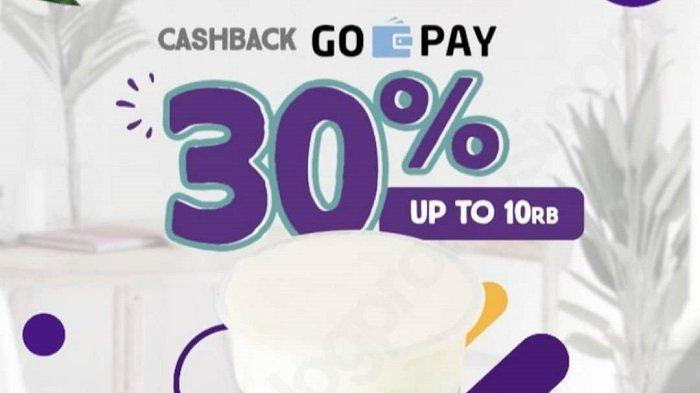 Promo Chatime - Beli Chatime Pakai GO-PAY dapat Cashback 30%, Berlaku hingga Akhir Juni 2019