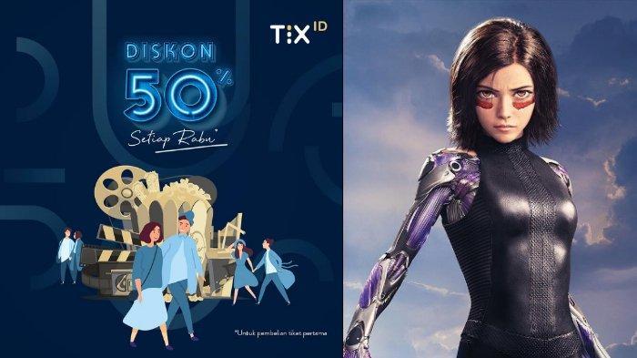 Promo Februari, TIX.ID Beri Diskon 50 Persen Semua Film Bioskop Setiap Rabu, Lihat Ketentuannya