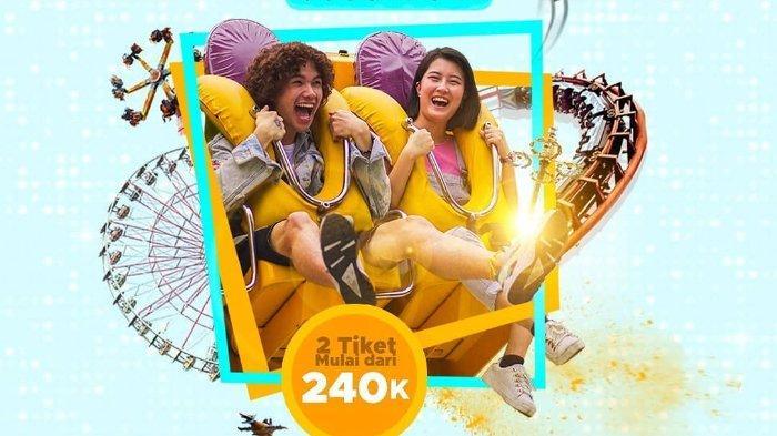 Promo Dufan April 2019 - Paket 'Double Fun' Pergi Berdua Cuma Rp 200 Ribuan