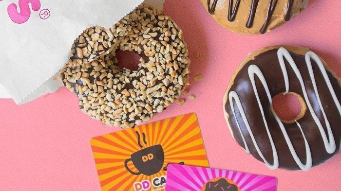 Promo Dunkin Donuts Beli 6 Donut Gratis 6 Donut Tambahan, Tinggal 3 Hari Lagi