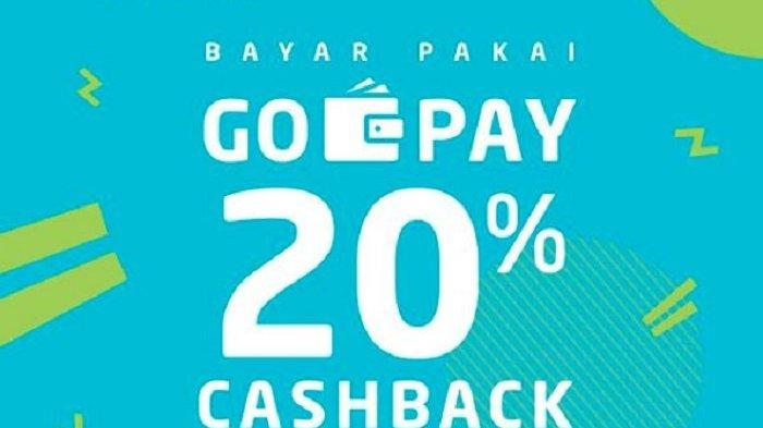 5 Promo GO-PAY Terbaru Cashback 20%, Ada Domino's Pizza hingga Burger King, Cek Ketentuannya
