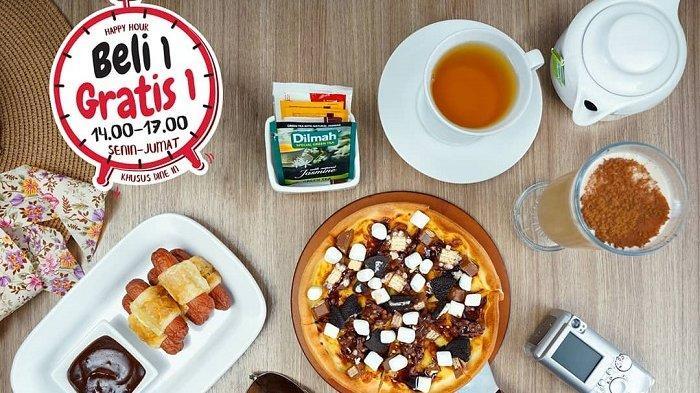 Promo Pizza Hut Januari 2019 - Lagi Berhemat? Ada Promo Beli 1 Gratis 1, Cek Masa Berlakunya