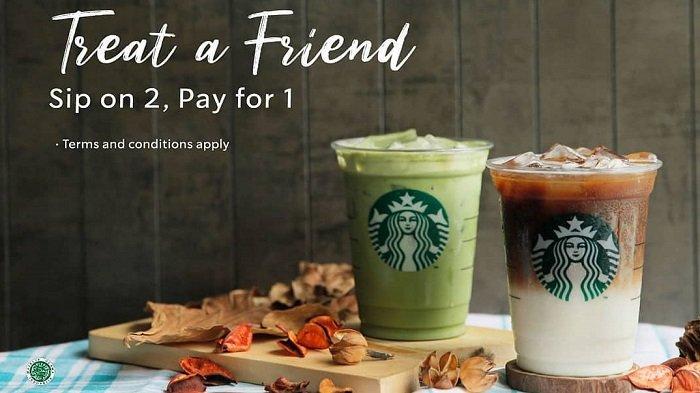 4 Promo Hari Ini - Makan Enak Lebih Irit dengan Penawaran Spesial dari Chatime hingga Starbucks