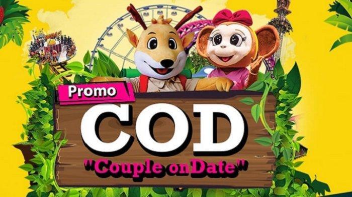 Promo Hari Valentine: Jungleland Sentul Tawarkan Promo Harga Spesial, Khusus 200 Pendaftar Pertama